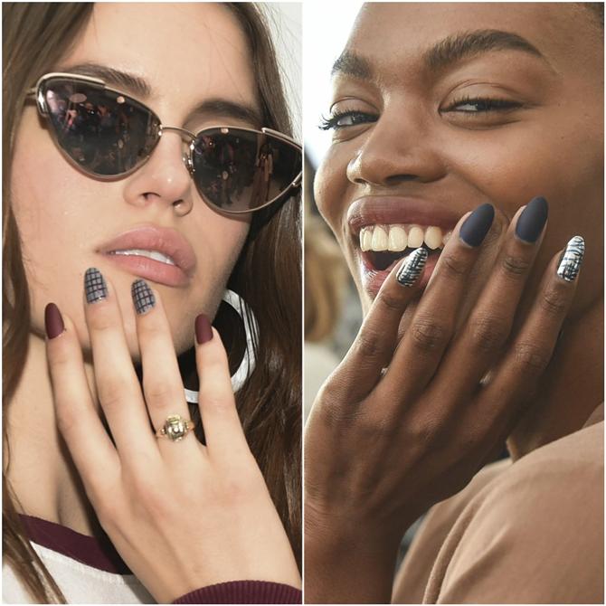 New York Moda Haftası İlkbahar 2020'nin Öne Çıkan Nail Art Görünümleri - New York Moda Haftası İlkbahar 2020'nin Öne Çıkan Nail Art Görünümleri