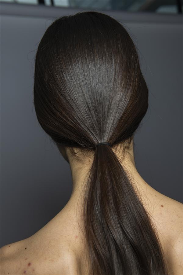 New York Moda Haftası'dan Öne Çıkan Saç Modelleri
