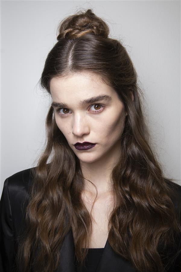 New York Moda Haftası'dan Öne Çıkan Saç Modelleri - New York Moda Haftası'dan Öne Çıkan Saç Modelleri