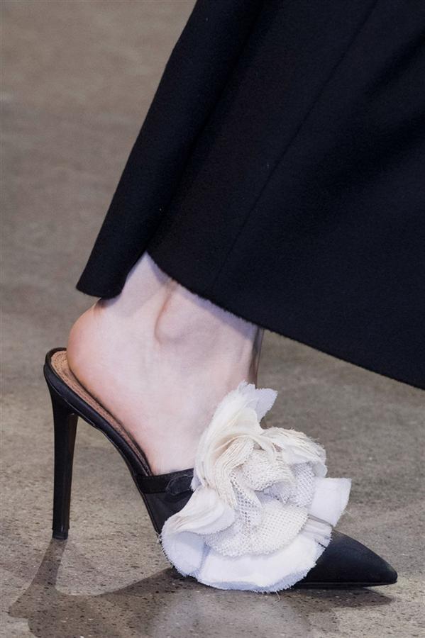 Brock Collection - New York Moda Haftasında Öne Çıkan Ayakkabılar