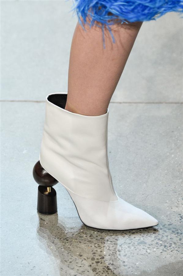 Prabal Gurung - New York Moda Haftasında Öne Çıkan Ayakkabılar