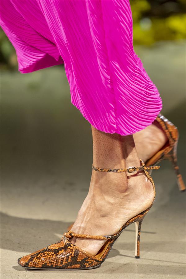 New York Moda Haftasının Rehberliğinde Sonbahar/Kış 2020 Ayakkabı Trendleri - New York Moda Haftasının Rehberliğinde Sonbahar/Kış 2020 Ayakkabı Trendleri
