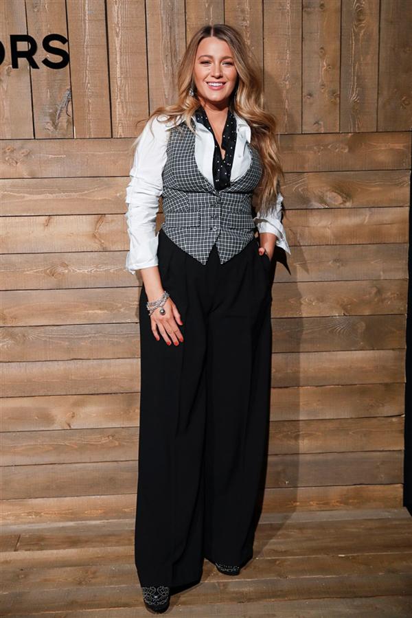 Blake Lively - New York Moda Haftasının Ünlü Konukları Neler Giydi?