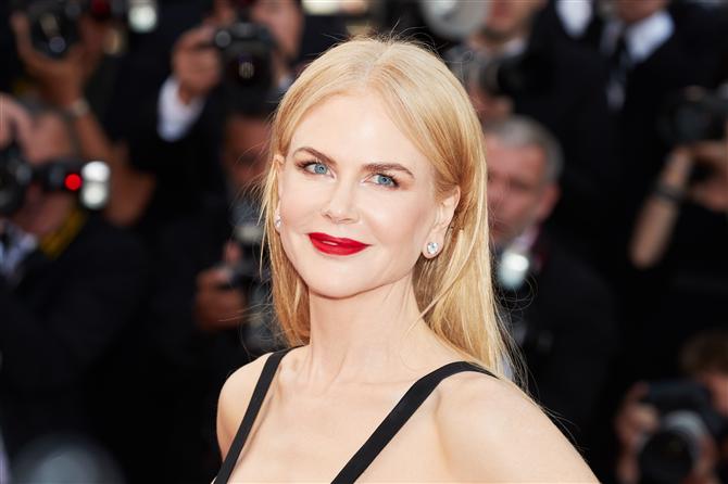 Nicole Kidman'ın Güzellik Sırlarının İzindeyiz