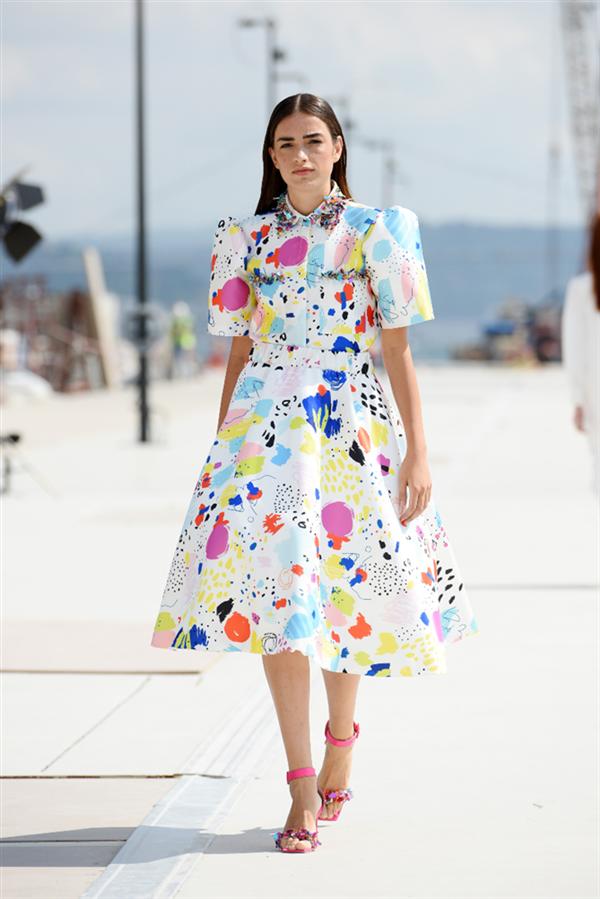 Nihan Peker İlkbahar/Yaz 2021 Koleksiyonu Nihan's Colour Theraphy