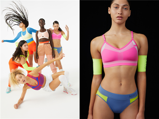 Nike, Farklı Vücut Tiplerine Özel Spor Sutyeni İle Yeni Bir Dönem Başlatıyor