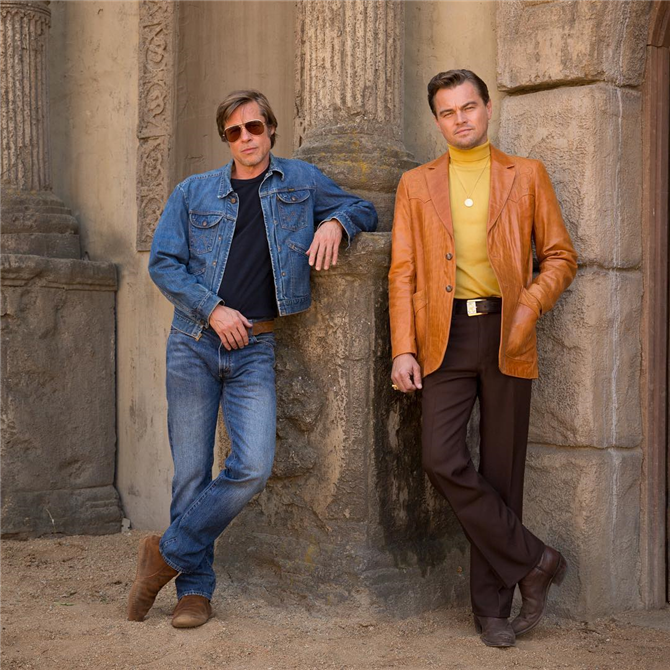 Once Upon A Time In Hollywood'a İlk Bakış