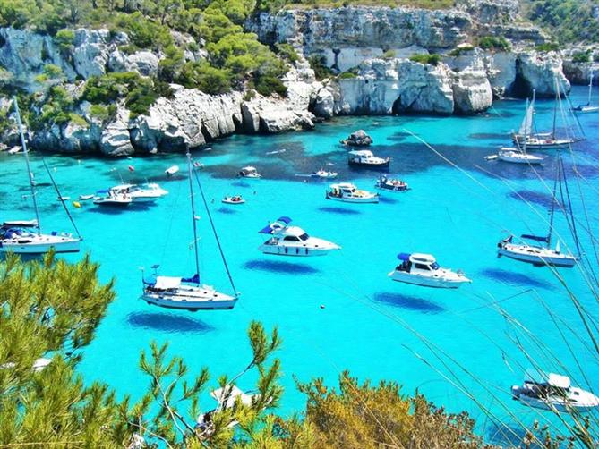 Menorca, İspanya