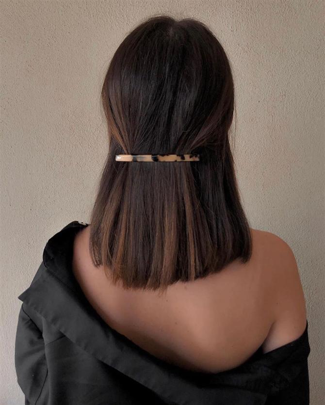 Orta Boydaki Saçlarınızı Sıkıcılıktan Kurtaracak 8 Saç Modeli - Orta Boydaki Saçlarınızı Sıkıcılıktan Kurtaracak 8 Saç Modeli