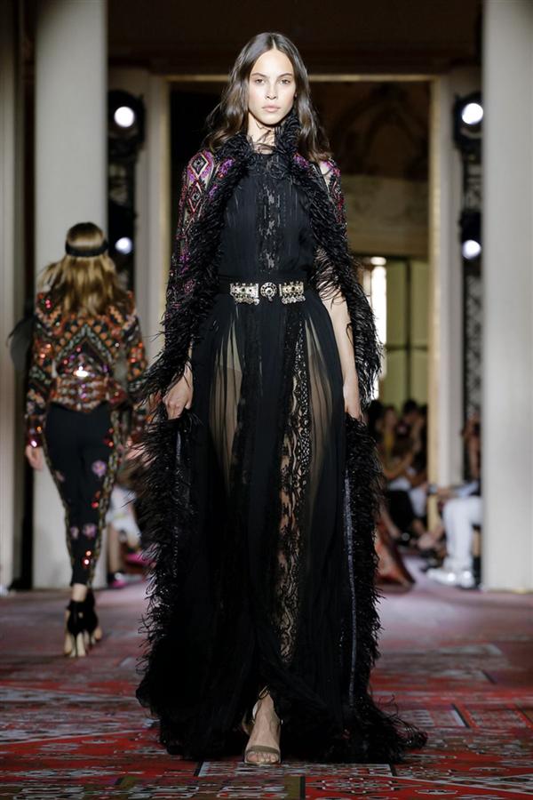 Oryantalist Dokunuşlarıyla Zuhair Murad Couture Sonbahar/Kış 2019 Koleksiyonu