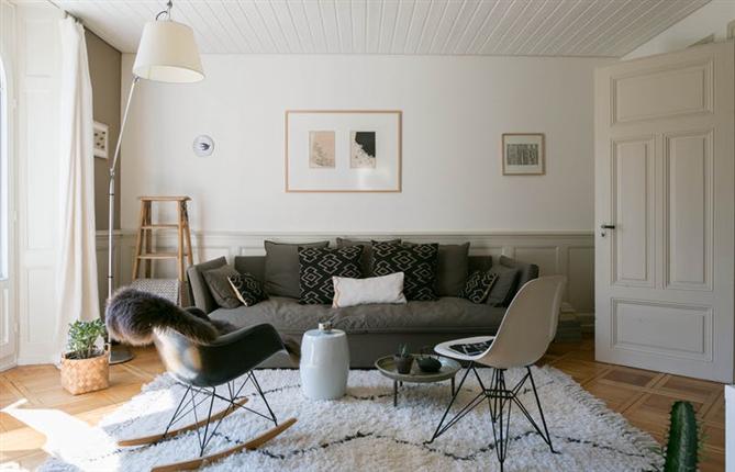 Oturma Odanız İçin Farklı Dekorasyon Fikirleri