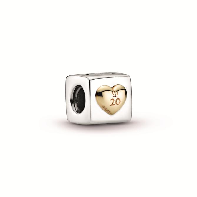 Pandora 20. Yıl Ağustos Charm'ı: Seni Seviyorum! - Pandora 20. Yıl Ağustos Charm'ı: Seni Seviyorum!
