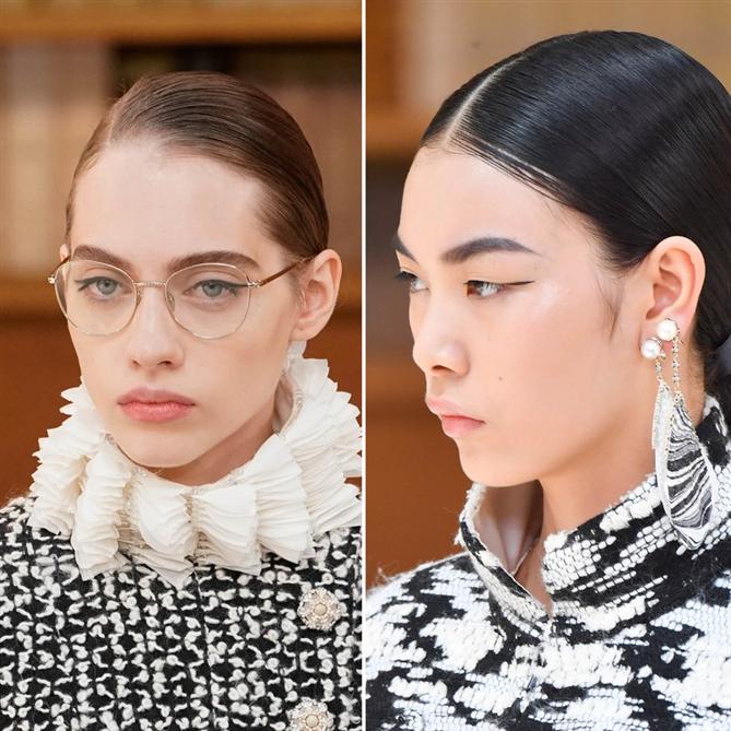 Paris Couture Haftası Sonbahar 2019'dan Favori Güzellik Görünümlerimiz - Paris Couture Haftası Sonbahar 2019'dan Favori Güzellik Görünümlerimiz
