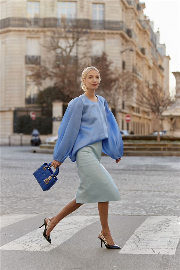 Paris Couture Haftası'ndan Hafızalara Kazınan Sokak Stilleri