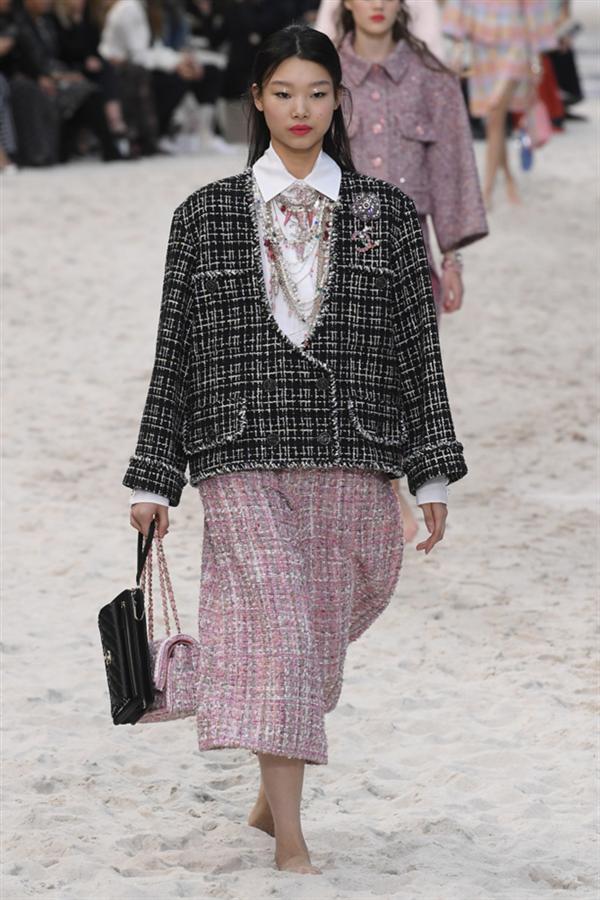 Paris Moda Haftası: Chanel İlkbahar/Yaz 2019