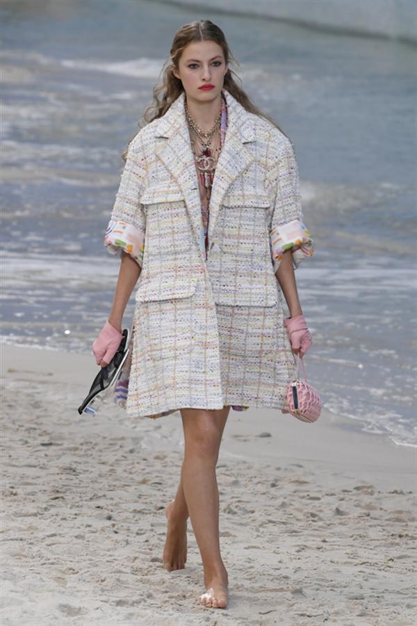 Paris Moda Haftası: Chanel İlkbahar/Yaz 2019 - Paris Moda Haftası: Chanel İlkbahar/Yaz 2019