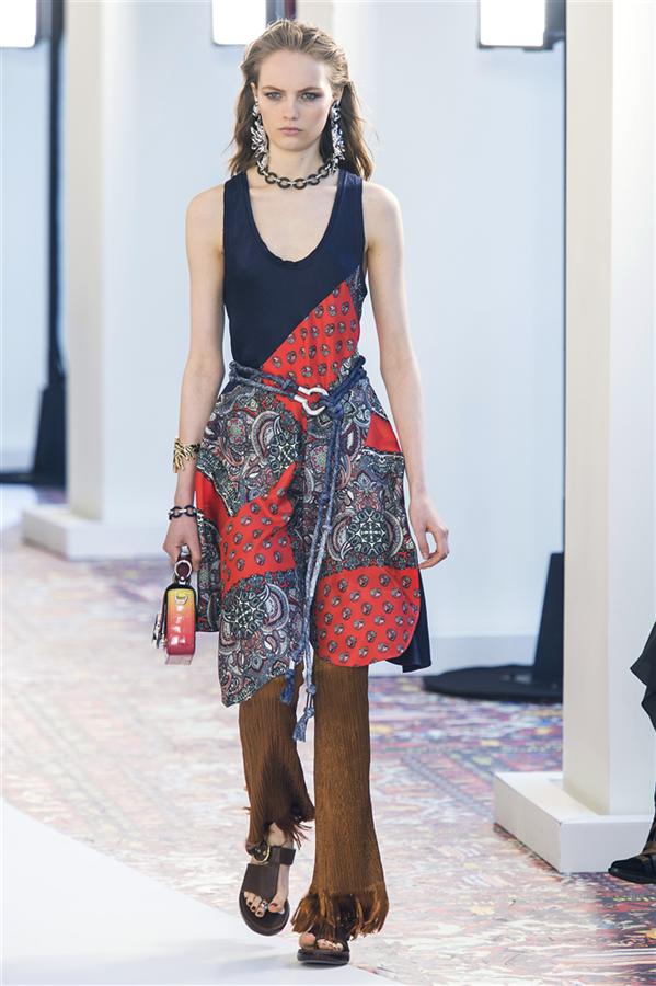Paris Moda Haftası: Chloe İlkbahar/Yaz 2019
