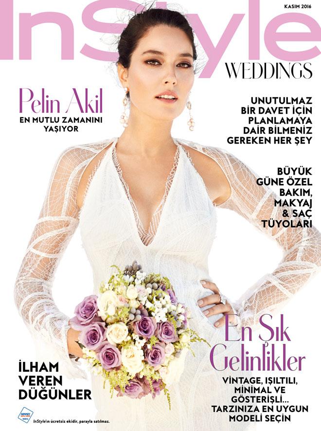 Pelin Akil ve Anıl Altan InStyle Weddings'de - Pelin Akil ve Anıl Altan InStyle Weddings'de