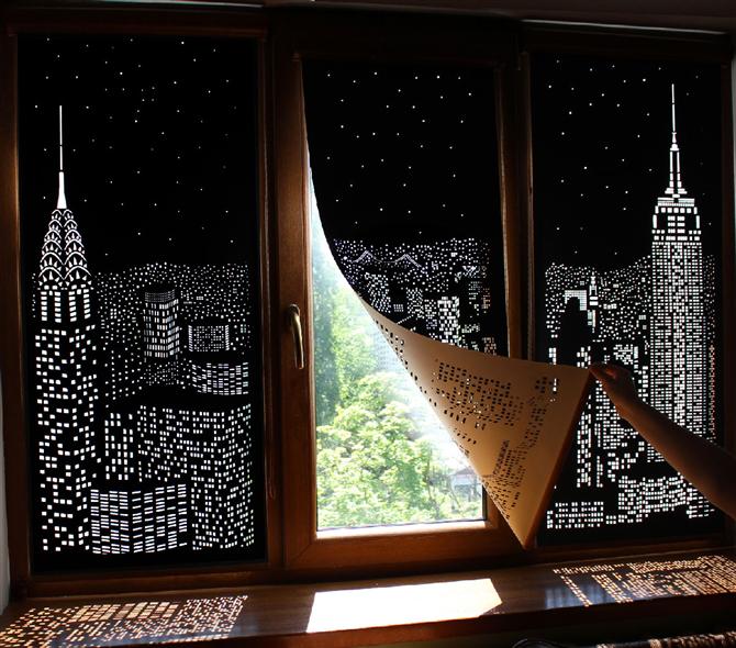 Penceredeki Yaratıcılık