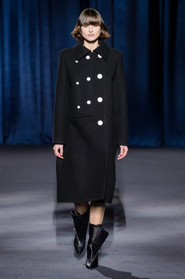 PFW: Givenchy - 2018-19 Sonbahar/Kış