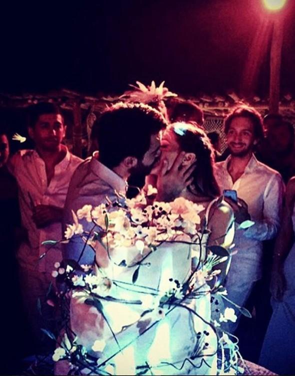 Pia Hakko ve Kerim Yeşil'in Mikonos'taki Düğünü - Pia Hakko ve Kerim Yeşil'in Mikonos'taki Düğünü