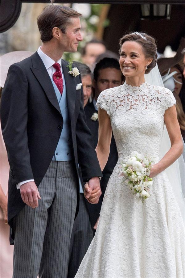 Pippa Middleton İlk Çocuğunu Dünyaya Getirdi