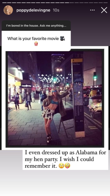 Poppy Delevingne Güzellikten Müziğe Favorilerini Paylaştı - Poppy Delevingne Güzellikten Müziğe Favorilerini Paylaştı