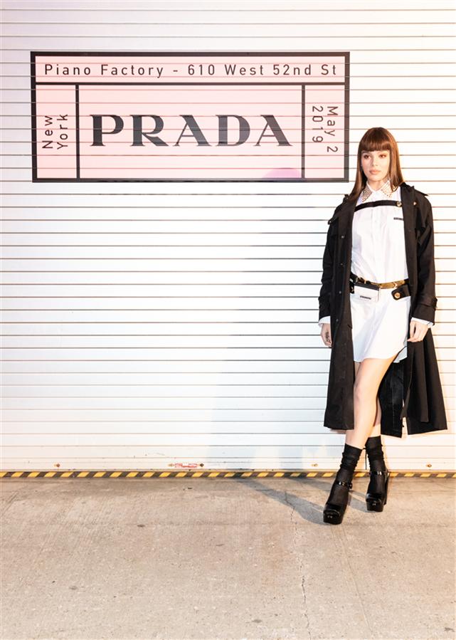 Prada Resort 2020 Defilesinin Göz Kamaştıran Konukları