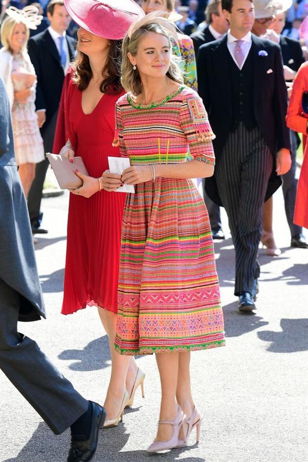 Prens Harry'nin Eski Sevgilisi Cressida Bonas Nişanlandı - Prens Harry'nin Eski Sevgilisi Cressida Bonas Nişanlandı