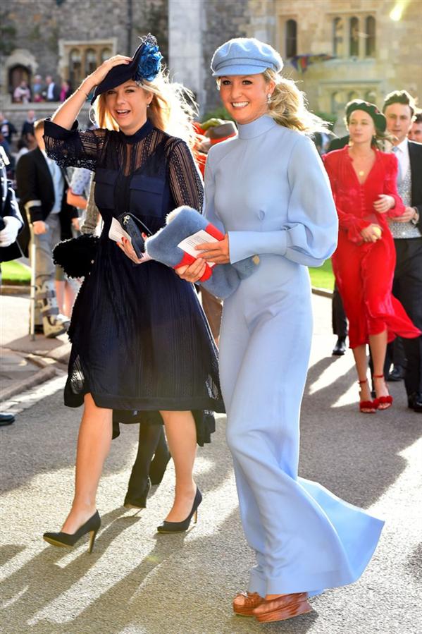 Prenses Eugenie'nin Düğününden Ünlü Konuklar!