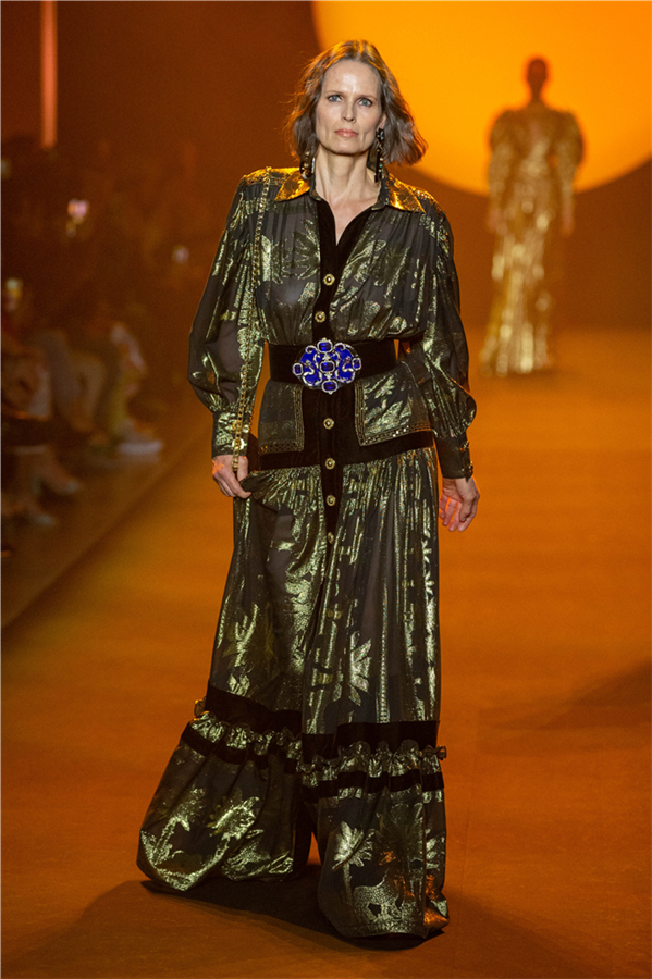 RaisaVanessa New York Moda Haftası'nda Gurur Tablosu - RaisaVanessa New York Moda Haftası'nda Gurur Tablosu