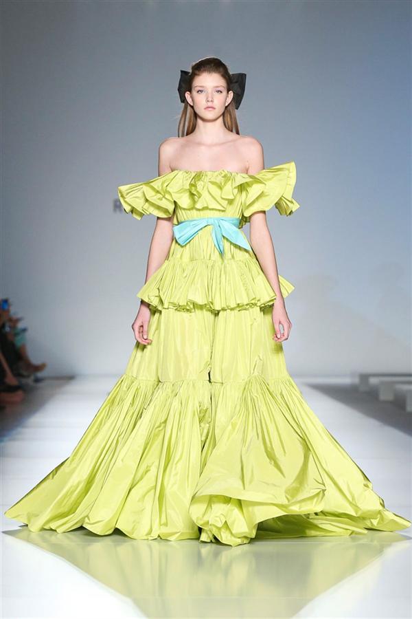 Ralph & Russo Haute Couture İlkbahar/Yaz 2020 Defilesinden Öne Çıkanlar - Ralph & Russo Haute Couture İlkbahar/Yaz 2020 Defilesinden Öne Çıkanlar