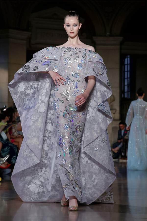 Rami Kadi Couture Sonbahar/Kış 2019 - Rami Kadi Couture Sonbahar/Kış 2019