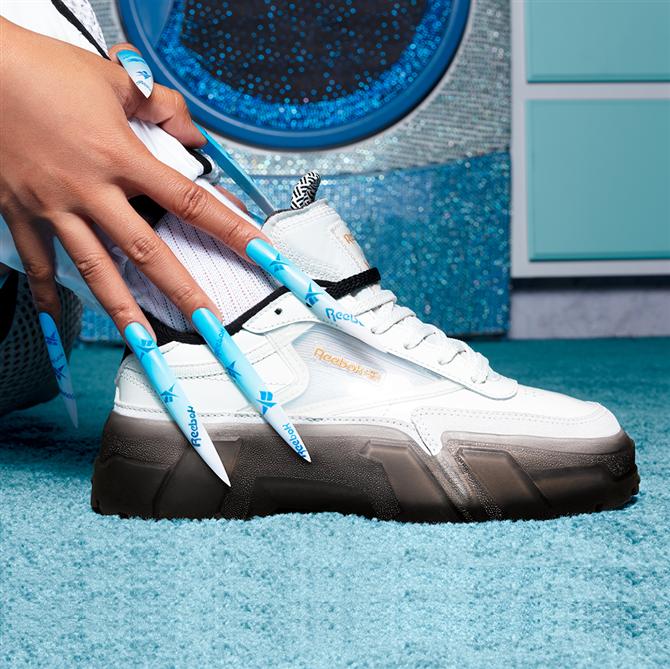 Reebok ve Cardi B, İlk Ayakkabı Koleksiyonuna İmza Attı - Reebok ve Cardi B, İlk Ayakkabı Koleksiyonuna İmza Attı