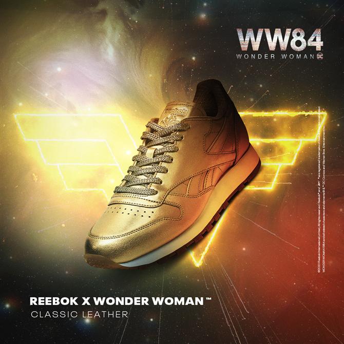 Reebok'tan 'Wonder Woman™ 1984 Filminden İlham Alan Yeni Koleksiyon - Reebok'tan 'Wonder Woman™ 1984 Filminden İlham Alan Yeni Koleksiyon