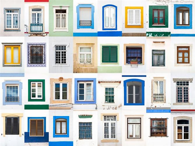 Rengarenk pencereler - Rengarenk pencereler