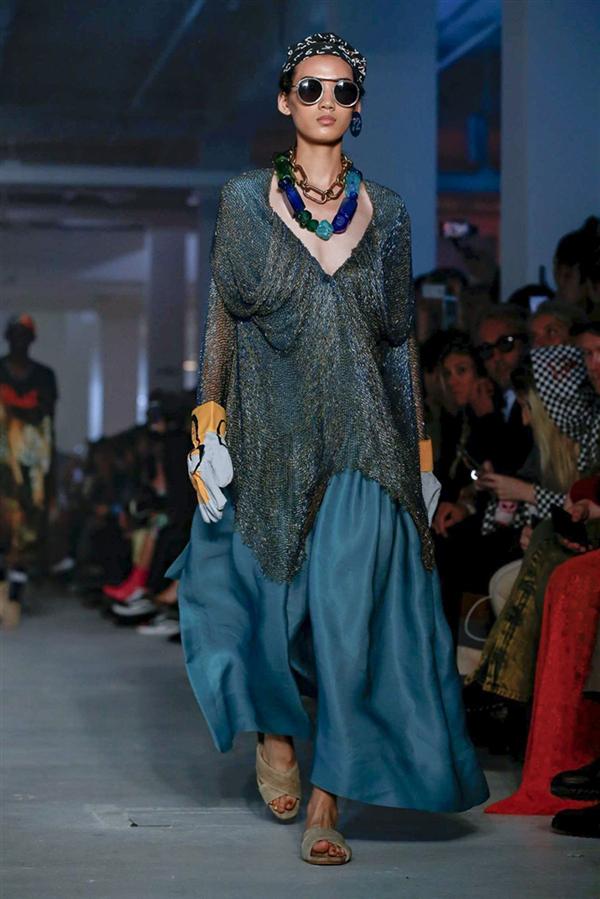 Renkli Tasarımlarıyla Vivienne Westwood İlkbahar/Yaz 2020 Koleksiyonu