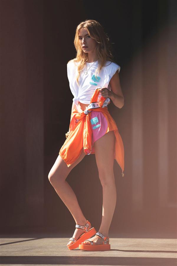 Renkli ve Enerjik Tasarımlarıyla Chiara Ferragni İlkbahar/ Yaz 2021