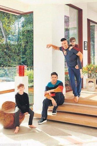 Ricky Martin Evleniyor - Ricky Martin Evleniyor