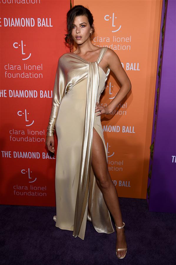 Georgia Fowler - Rihanna'nın Ev Sahipliğinde 2019 Diamond Ball Davetlileri Göz Kamaştırdı