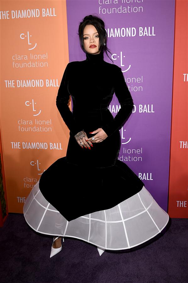Rihanna - Rihanna'nın Ev Sahipliğinde 2019 Diamond Ball Davetlileri Göz Kamaştırdı