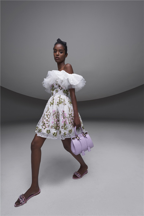 Romantik Büyü: Giambattista Valli Resort 2021 - Romantik Büyü: Giambattista Valli Resort 2021