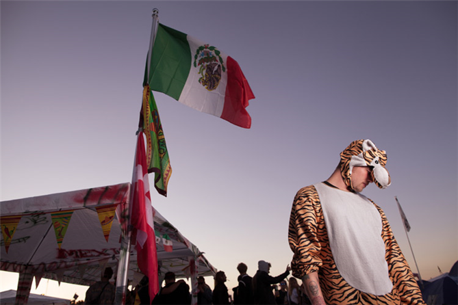 Roskilde Festivali'nden Muhteşem Fotoğraflar
