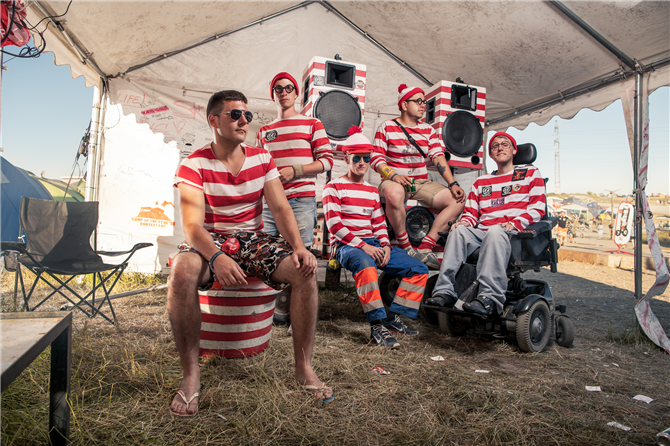 Roskilde Festivali'nden Muhteşem Fotoğraflar - Roskilde Festivali'nden Muhteşem Fotoğraflar