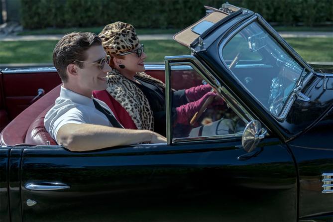 Ryan Murphy'nin Yeni Netflix Dizisi Holywood'dan İlk Görseller - Ryan Murphy'nin Yeni Netflix Dizisi Holywood'dan İlk Görseller