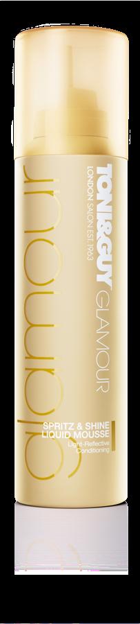 Saçlarda Yeni Yıl Işıltısı İçin Toni&Guy Glamour Serisi