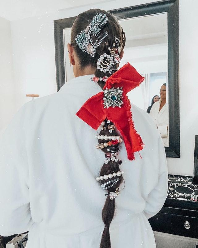 Saçlarınızda Ashley Graham Kadar Cesur Olabilir Misiniz?
