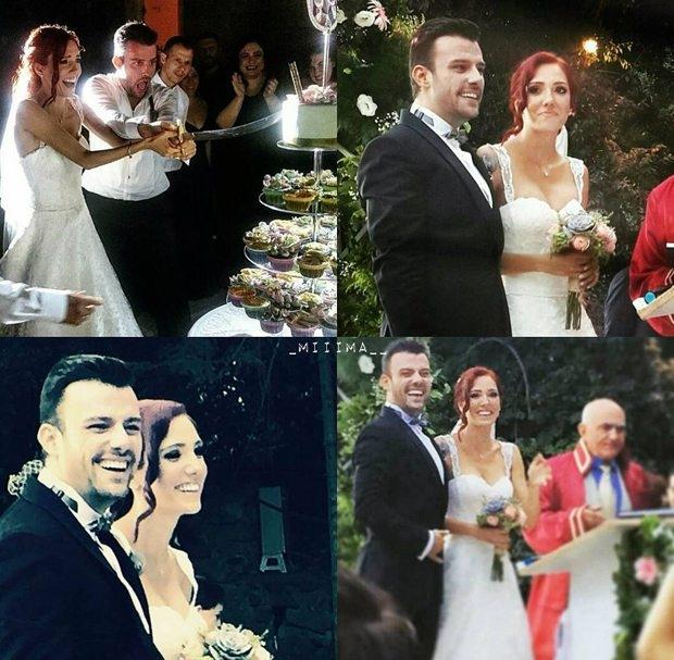 Salih Bademci Ve İmer Özgün Evlendi - Salih Bademci Ve İmer Özgün Evlendi
