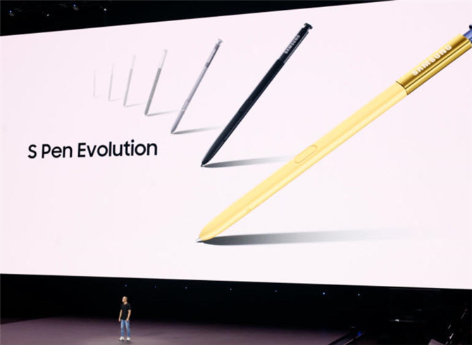 Samsung Galaxy Note 9 Tanıtıldı