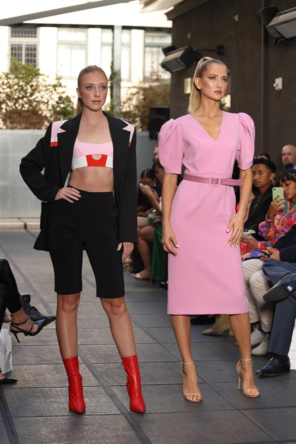 San Francisco Fashion Week'te Jus De Pommes Defilesi